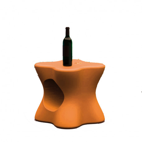 Table Basse design Doux, Vondom orange