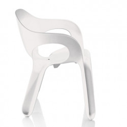 Chaise Easy Chair, Magis blanc