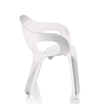 Chaise Easy Chair, Magis blanc