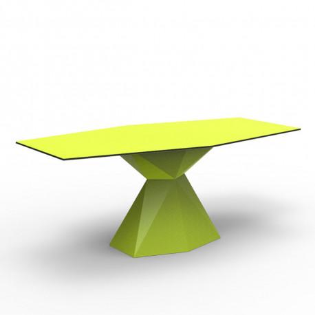 Table Vertex L180 cm, Vondom vert