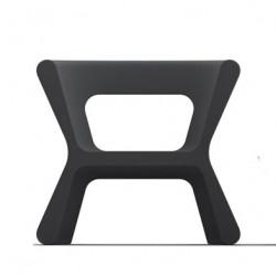 Fauteuil design Pal, Vondom noir