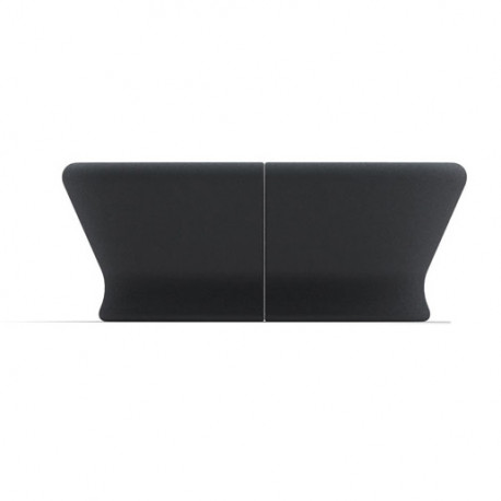 Table/Tabouret design Pal, Vondom noir