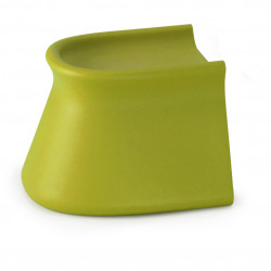 Table/Tabouret design Pal, Vondom vert