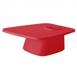 Table basse Jardinière Moma, Vondom rouge