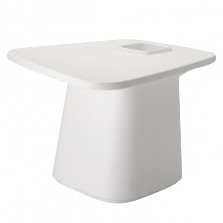 Table medium Jardinière Moma, Vondom blanc
