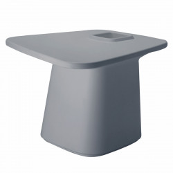 Table medium Jardinière Moma, Vondom gris