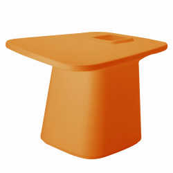 Table medium Jardinière Moma, Vondom orange