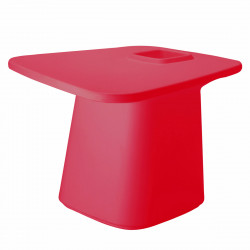 Table medium Jardinière Moma, Vondom rouge
