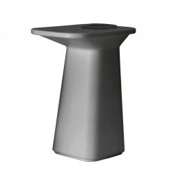 Table haute Jardinière Moma, Vondom gris