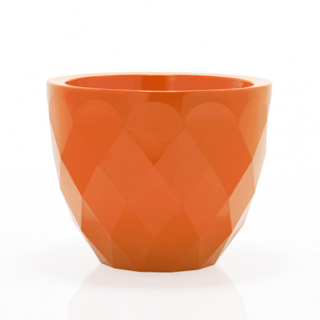 Pot Vases S, Vondom orange double paroi
