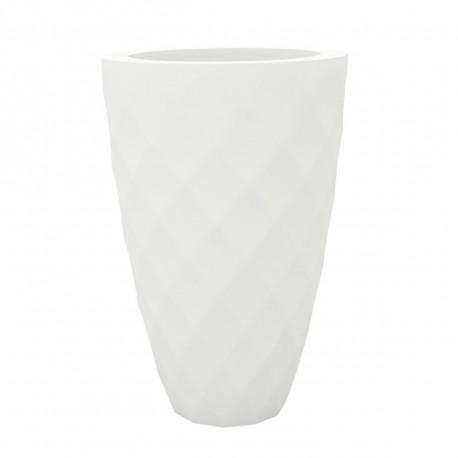 Pot Vases L, Vondom blanc