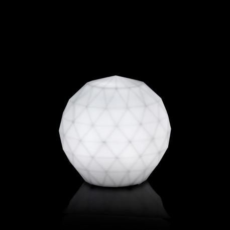 Lampe lumineuse Vases M, Vondom blanc