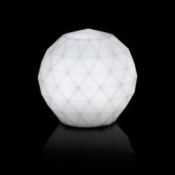 Lampe lumineuse Vases L, Vondom blanc