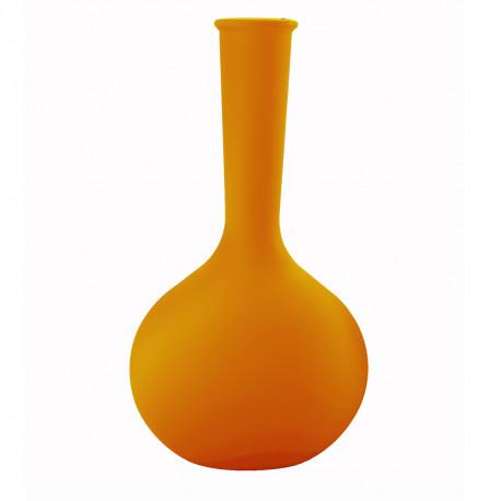 Vase Chemistube, Vondom orange Taille L