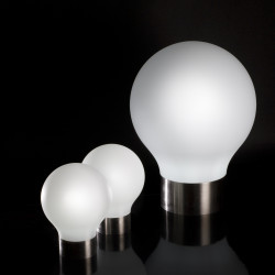Lampe L The Second Light, Vondom blanc