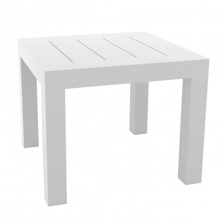 Table carré Jut, Vondom blanc