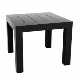 Table carrée Jut, Vondom noir