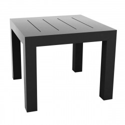 Table carrée Jut, Vondom gris anthracite