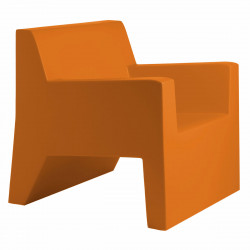 Fauteuil Jut, Vondom orange