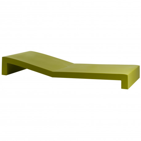 Chaise longue Tumbona Jut, Vondom vert