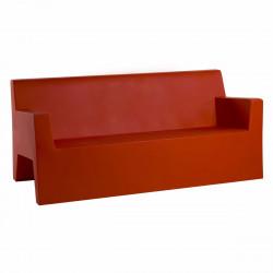 Canapé Jut, Vondom rouge