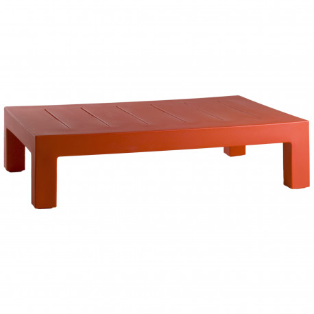 Table basse Jut, Vondom rouge