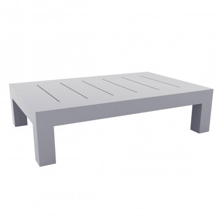 Table basse Jut, Vondom gris