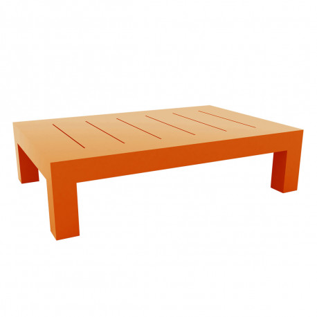 Table basse Jut, Vondom orange