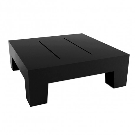 Petite table basse Jut, Vondom noir