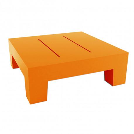 Petite table basse Jut, Vondom orange