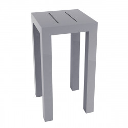 Table haute Jut, Vondom gris