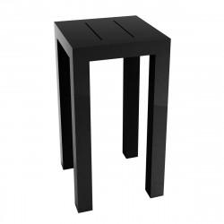 Table haute Jut, Vondom noir