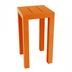 Table haute Jut, Vondom orange