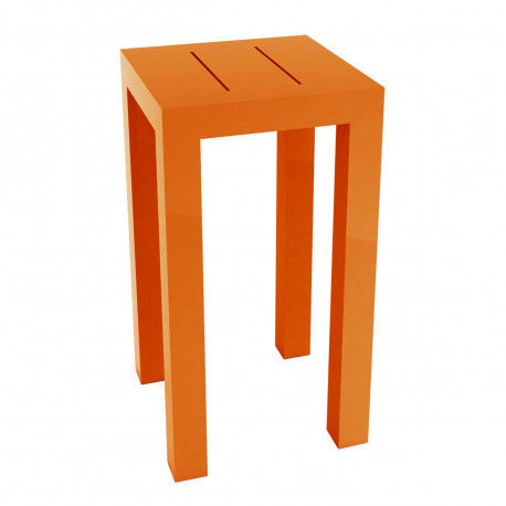 Table haute Jut, Vondom orange