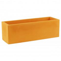 Jardinera Basique, Vondom orange Longueur 80 cm