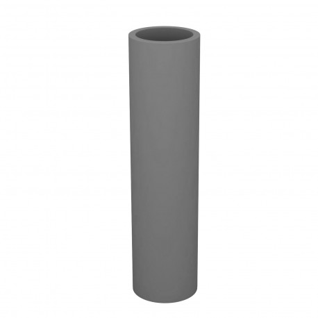 Pot Torre Aigua, Vondom gris anthracite Diamètre 20 cm