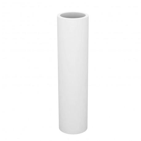 Pot Torre Aigua, Vondom blanc Diamètre 25 cm