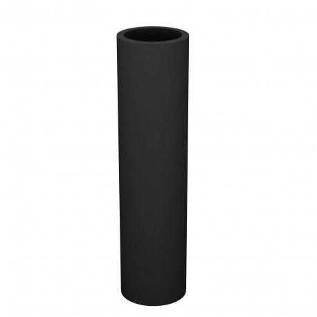 Pot Torre Aigua, Vondom noir Diamètre 25 cm