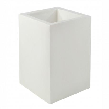 Pot Cubo Alto lumineux, Vondom blanc
