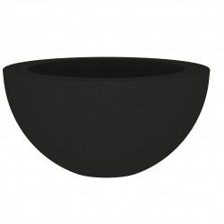 Pot Sfera Aire diamètre 80 cm, Vondom noir