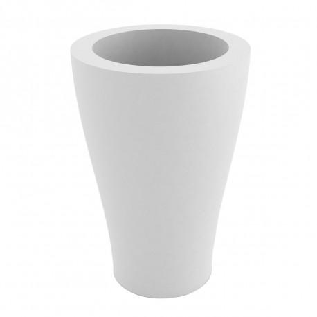 Pot Curvada diamètre 45 cm, Vondom blanc