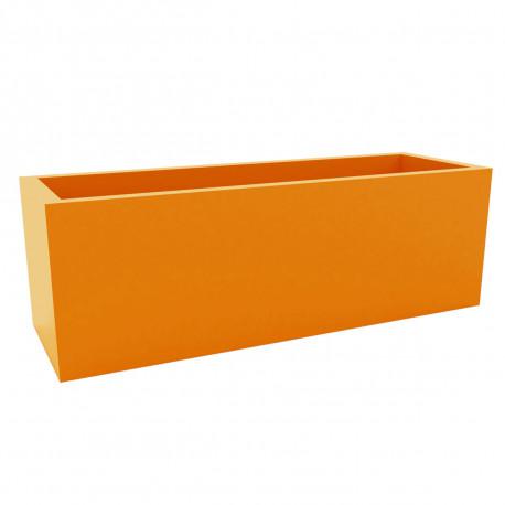 Jardinera laquée, Vondom orange