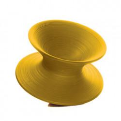 Fauteuil Spun, Magis jaune