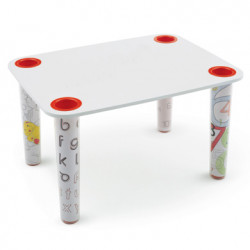 Table Little Flare, Magis Me Too blanc