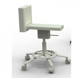 Chaise 360° Magis gris clair