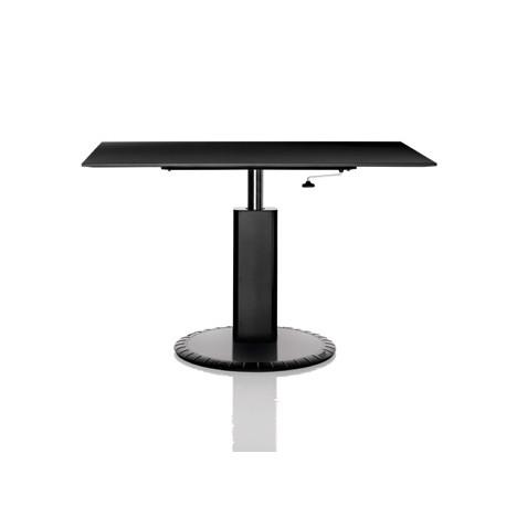 Table de bureau rectangulaire 360° Magis noir