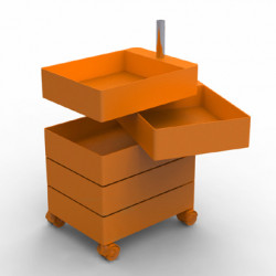 Container 360° Magis orange