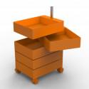 Container 360° Magis orange
