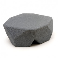 Petite Table Piedras, Magis Me Too gris anthracite