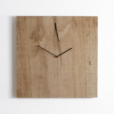 Horloge Nature grande, Diamantini & Domeniconi bois clair